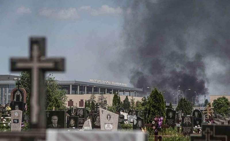 Война в Донбассе. 4 года назад еврейская хунта развязала геноцид