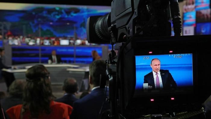 «Прямая линия» с Владимиром Путиным пройдет 7 июня