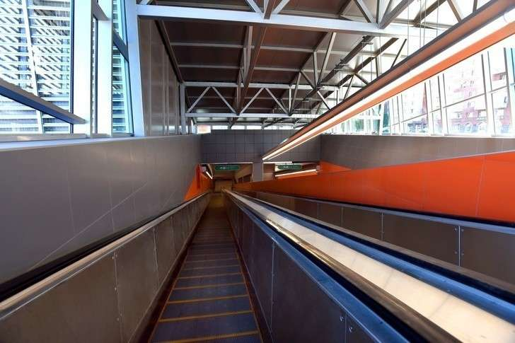 ВСанкт-Петербурге открыли две новые станции метро