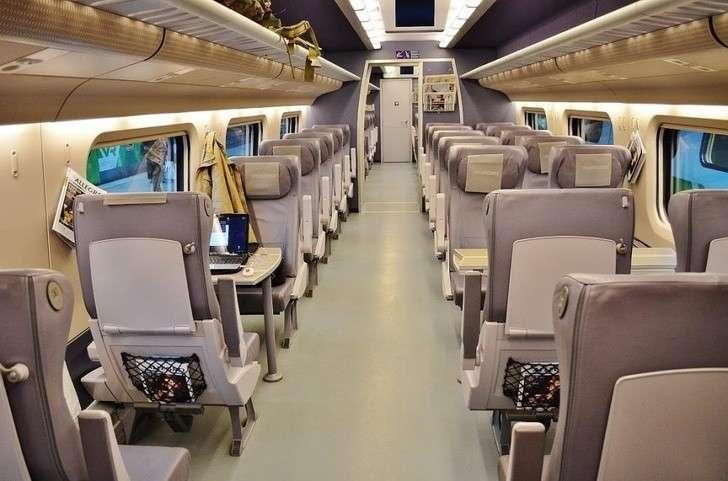 ВСанкт-Петербурге представили Финляндский вокзал ипоезд «Аллегро» после модернизации