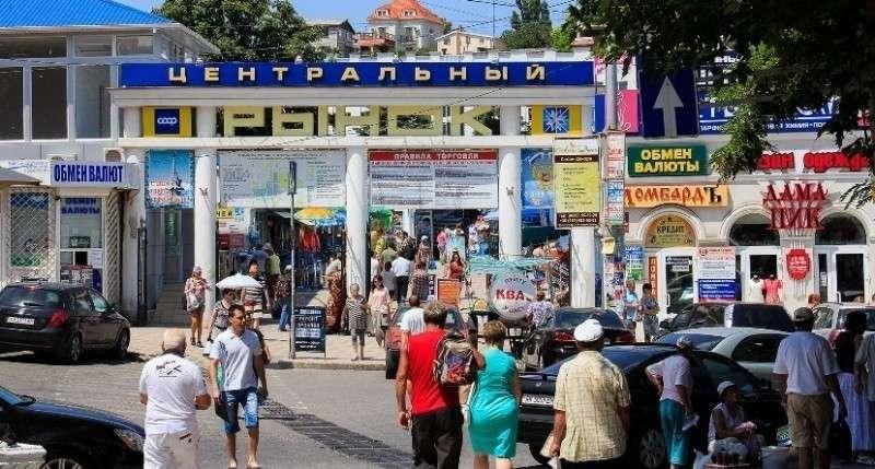 В Севастополе чиновники готовят масштабный передел рынков
