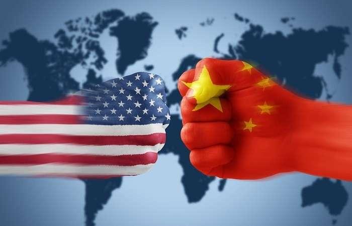 Китай обвинил пиндосов в бесцеремонном нарушении суверенитета