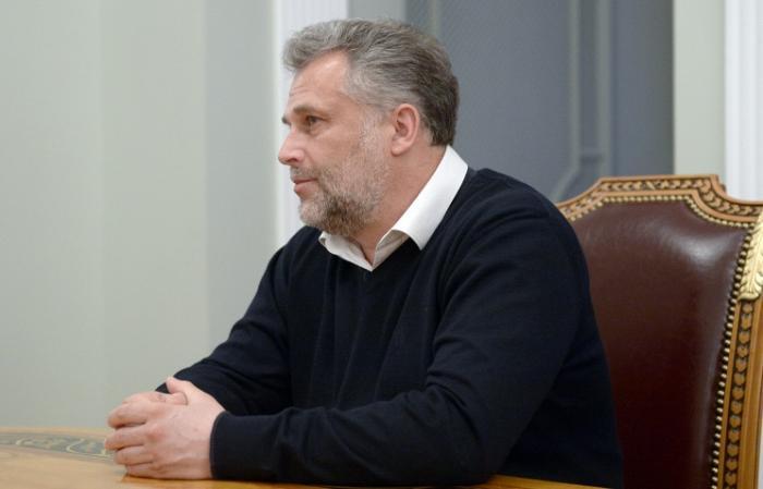 «Единая Россия» выдвинула Алексея Чалого на пост председателя Заксобрания Севастополя