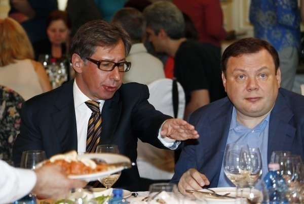 Олигархи-евреи Фридман и Авен выступили против Владимира Путина