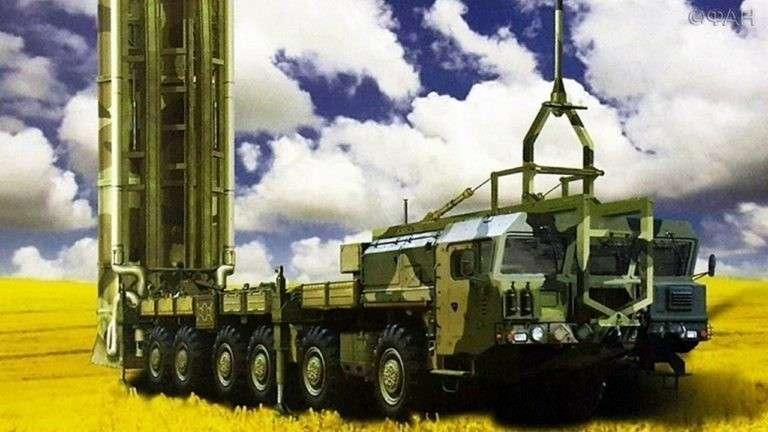 Россия провела испытания ПВО С-500, которого официально не существует