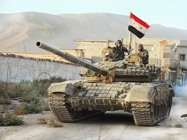 Пиндосы пытаются сорвать атаку сирийской армии на Юге страны