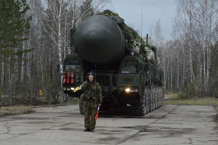 Три соединения РВСН полностью перешли наподвижные ракетные комплексы «Ярс»