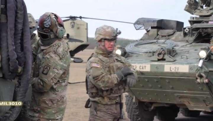 Кремль ответит на размещение американской базы в Польше