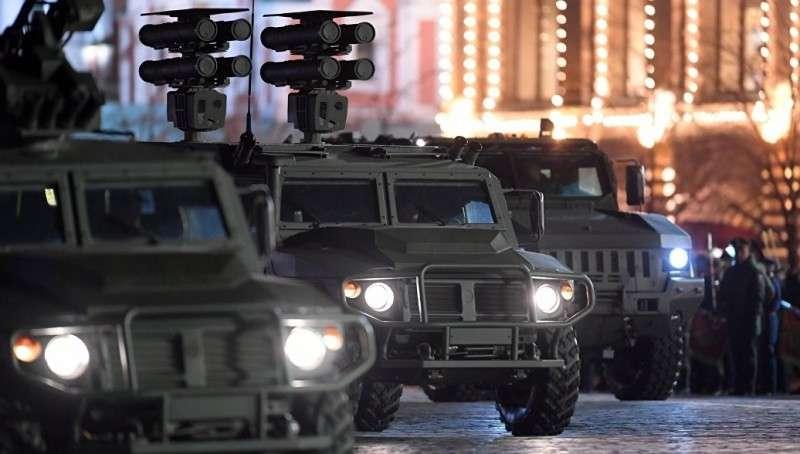 Танки на колесах. Самые вооруженные бронеавтомобили России