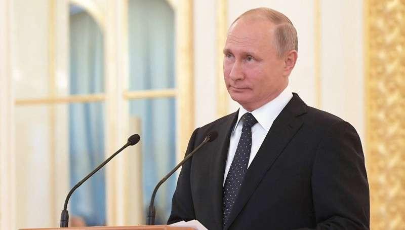 5 июня Владимир Путин посетит Австрию с рабочим визитом