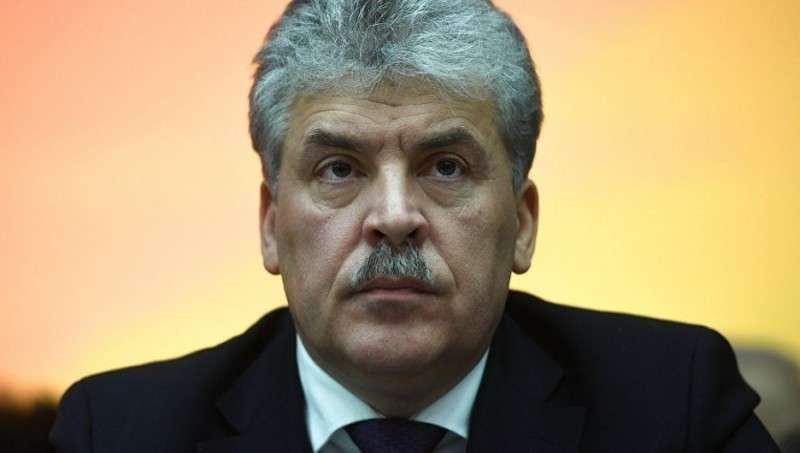 Жулик Грудинин вернёт в «Совхоз» землю на миллиард рублей