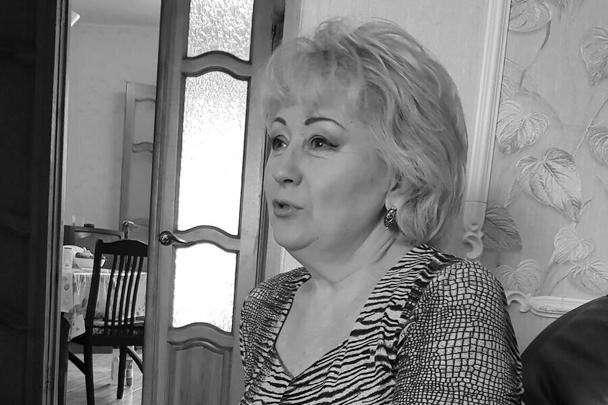 Ольга Бурмака, владелец небольшого магазина в промзоне у Керченской переправы
