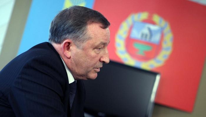 Губернатор Алтайского края подал в отставку
