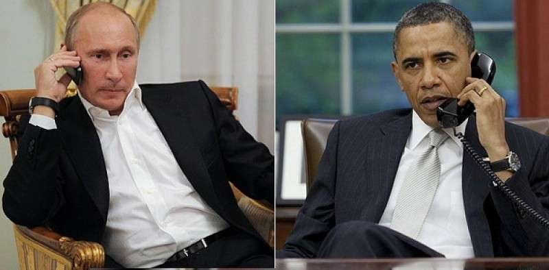 Лавров раскрыл всю хуцпу пиндосов, рассказав о чём Обама просил Путина в 2014 году