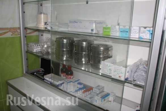 Сирия: Российские военные обнаружили подземнуюбольницу боевиков и склады с медикаментами ООН (ФОТО, ВИДЕО) | Русская весна