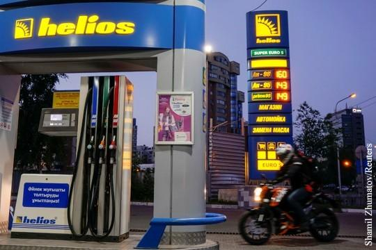 Чем русский бензин мешает рынку Казахстана?