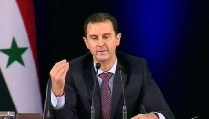Башар Асад: Сирия выиграла информационную войну