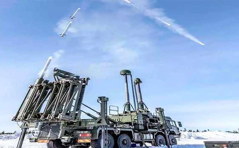Британская ПВО пытается бросит вызов русскому Панцирю