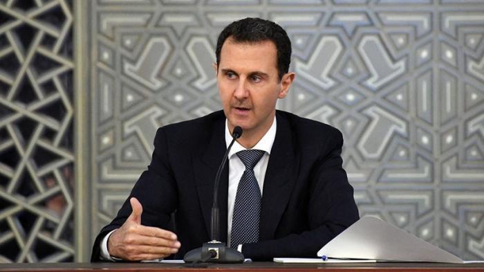 Башар Асад рассказал о будущем Сирии и помощи со стороны России