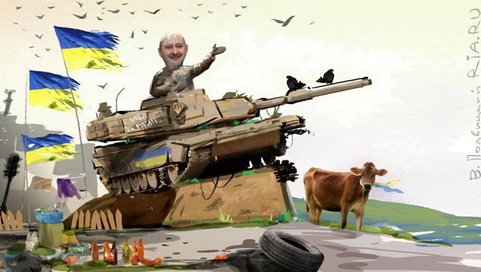 Незалежная ставит Бабченко памятник. Фельетон-письмо