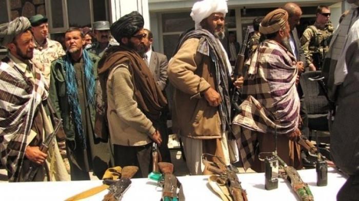 К таджикской границе выдвинулись боевики радикального движения «Талибан»