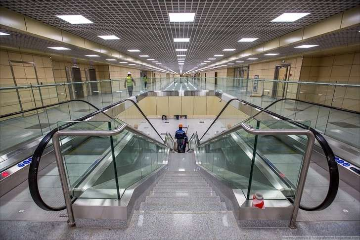 Как идёт стройка аэропорта «Домодедово», май 2018 года