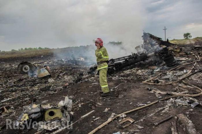 Малайзия: сРоссии снята вина вуничтожении «Боинга» МН17. Нет доказательств!