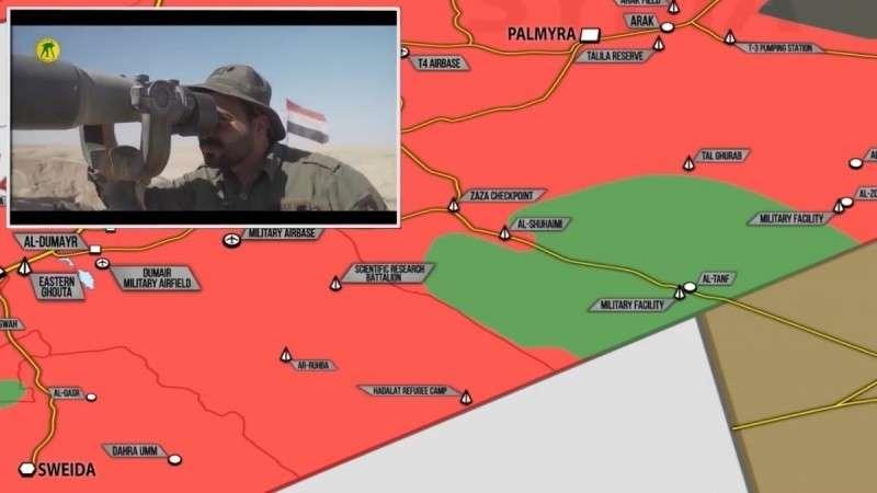 Сирия. Пиндосы продумывают пути отступления с границы Сирии и Ирака