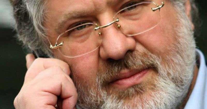 Беня Коломойский создаёт своё государство на Украине