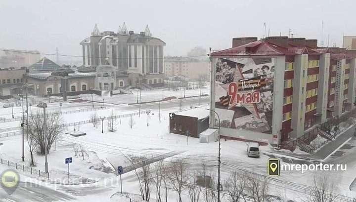 """Погода в России. У нас опять """"год без лета""""?"""