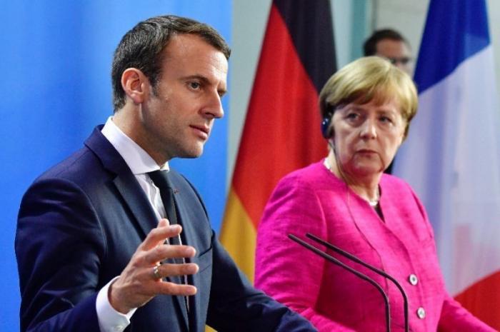 Битва глобалистов Парижа с Берлином за главенство в ЕвроРейхе