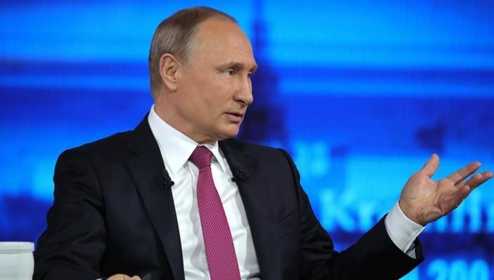 Прямая линия с Владимиром Путиным пройдет 7 июня в новом формате