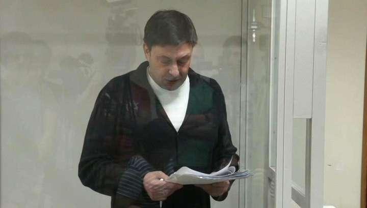 Кирилл Вышинский обратился к Владимиру Путину и Петру Порошенко