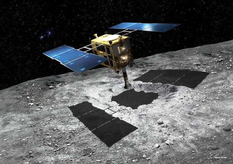 Японцы готовят старт второй астероидной экспедиции