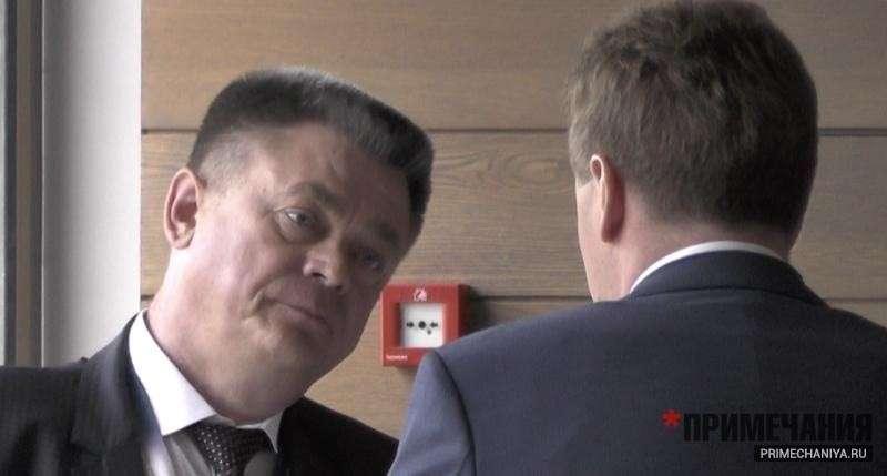 Губернатор Севастополя Овсянников дарит городское имущество экс-министру обороны Украины