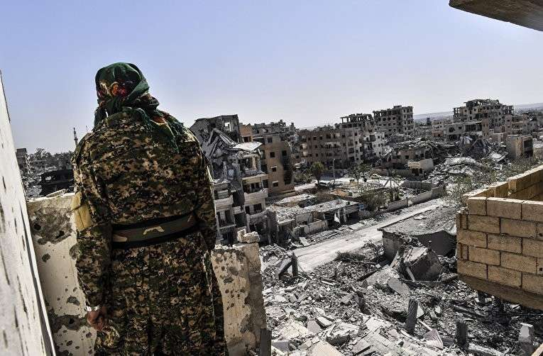 В Сирия: оперативная обстановка на фронтах по состоянию на 1 июня 2018 года