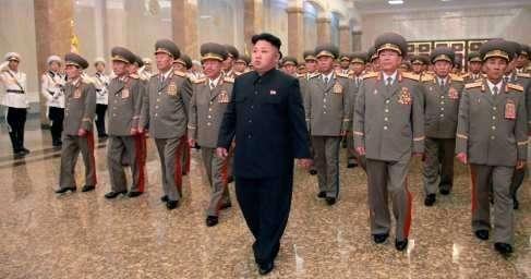 Дворец КимЧенЫна. Как живёт глава самой закрытой страны?