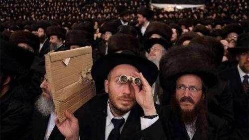 Иудеи ждут за падением Дамаска пришествие своего дьявола Машиаха