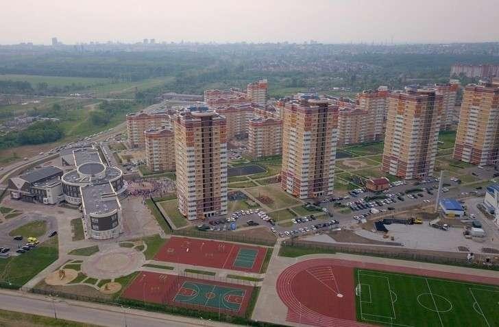 ВХабаровске открыт лицей «Звёздный» рассчитанный на800 мест