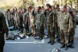 Представители ДНР и украинские силовики произвели обмен пленными по схеме «28 на 28»