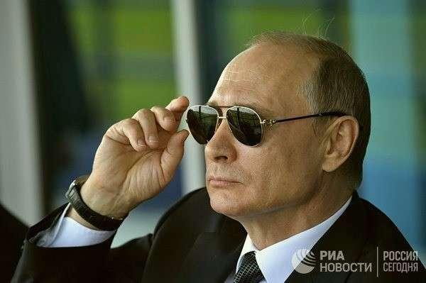 Акция: «Кто из вас фанат Путина?» – вызвала настоящий ажиотаж в китайских соцсетях