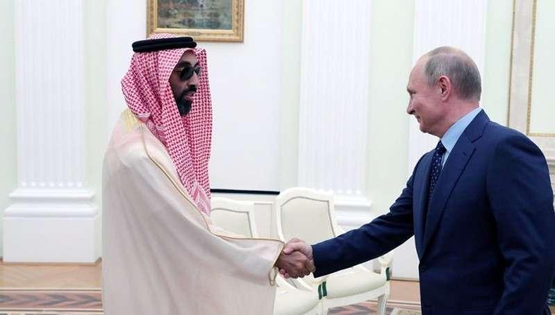 ОАЭ впечатлены успехами России в Сирии и хотят сотрудничества