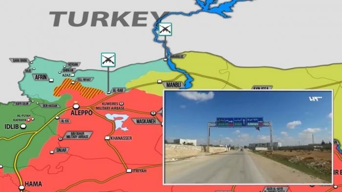 Сирия. США и Турция не поделили остатки курдского анклава