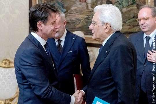 «Друзья Путина» в Италии всё-таки победили. Евроскептики сформировали правительство