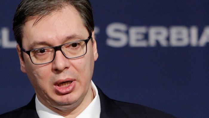 Александр Вучич объяснил, почему Сербия не признала Крым российским