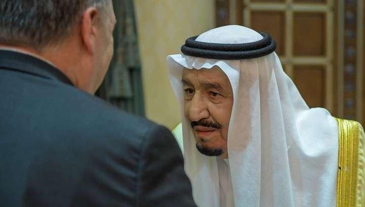 Король Салман пригрозил Катару войной в случае покупки С-400