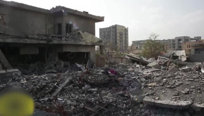 В Сирии международная коалиция бандитов устроила очередную кровавую бойню