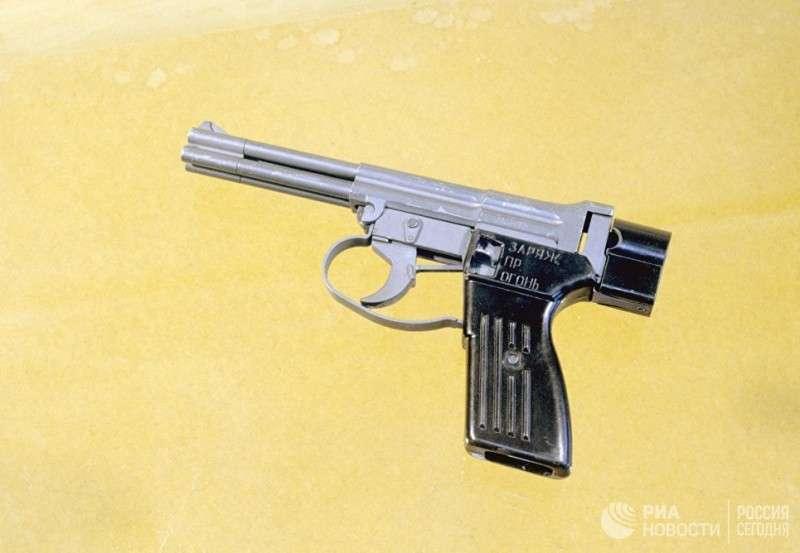 Убойный инвентарь. Самое необычное оружие русского спецназа