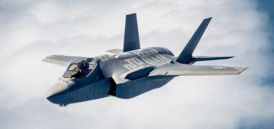 Пиндосы проклинают тот день, когда сели за «баранку» пылесоса – F-35