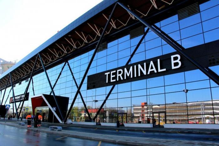 Ваэропорту Шереметьево Московской области открылся новый терминал В